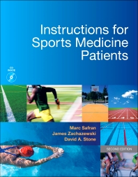 Cover image for Instructions for Sports Medicine Patients