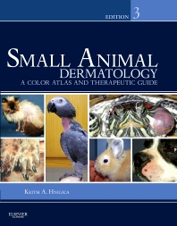 Small Animal Dermatology - 3rd Edition - ISBN: 9781416056638, 9781455736034