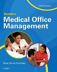 Cover image for Saunders Medical Office Management