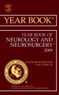 Year Book of Neurology and Neurosurgery - 1st Edition - ISBN: 9781416057550
