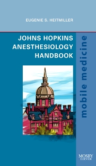 Cover image for Johns Hopkins Anesthesiology Handbook