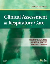 Cover image for Clinical Assessment in Respiratory Care