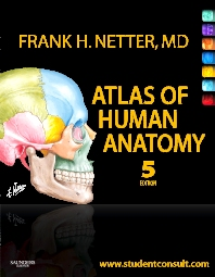 Cover image for Atlas of Human Anatomy