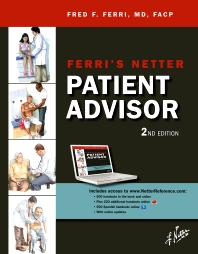 Cover image for Ferri's Netter Patient Advisor