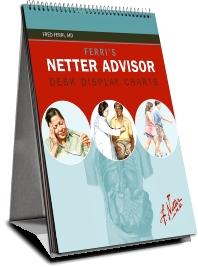 Cover image for Ferri's Netter Advisor Desk Display Charts