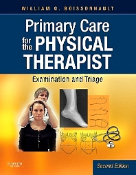 Cover image for Primary Care for the Physical Therapist