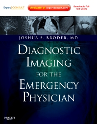 Cover image for Diagnostic Imaging for the Emergency Physician
