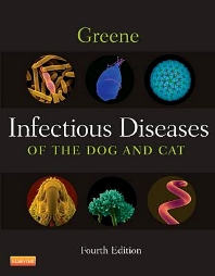 Cover image for Infectious Diseases of the Dog and Cat