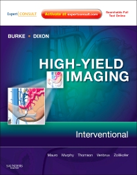 High-Yield Imaging: Interventional - 1st Edition