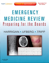 Cover image for Emergency Medicine Review