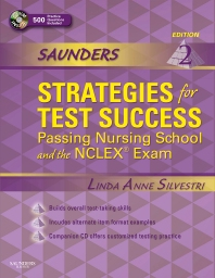 Cover image for Saunders Strategies for Test Success