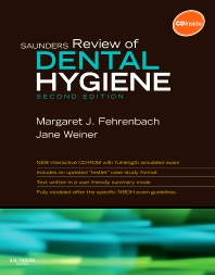 Saunders Review of Dental Hygiene - 2nd Edition - ISBN: 9781416062554, 9781455757749