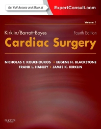 Kirklin/Barratt-Boyes Cardiac Surgery - 4th Edition - ISBN: 9781416063919, 9781455746057
