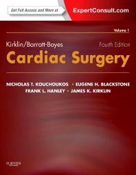 Cover image for Kirklin/Barratt-Boyes Cardiac Surgery