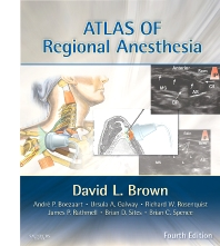 Atlas of Regional Anesthesia, 4th Edition,David Brown,ISBN9781416063971