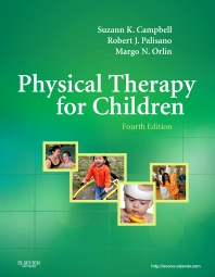 Cover image for Physical Therapy for Children
