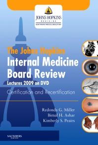 The Johns Hopkins Internal Medicine Board Review Lectures 2009 on DVD-ROM
