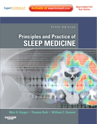 Cover image for Principles and Practice of Sleep Medicine