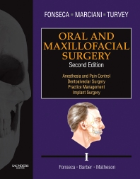 Oral and Maxillofacial Surgery - 2nd Edition - ISBN: 9781416066576