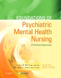 Cover image for Foundations of Psychiatric Mental Health Nursing