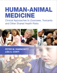 Cover image for Human-Animal Medicine