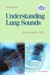 Understanding Lung Sounds with Audio CD - 3rd Edition - ISBN: 9781416068389