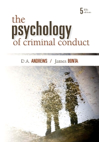 The Psychology of Criminal Conduct - 5th Edition - ISBN: 9781422463291