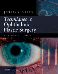 Cover image for Techniques in Ophthalmic Plastic Surgery with DVD