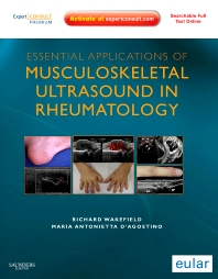 Cover image for Essential Applications of Musculoskeletal Ultrasound in Rheumatology