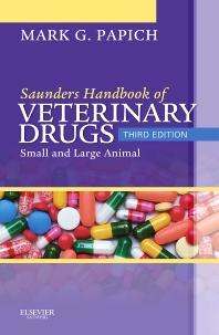 Cover image for Saunders Handbook of Veterinary Drugs
