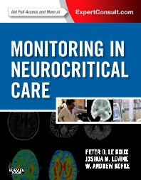 Cover image for Monitoring in Neurocritical Care