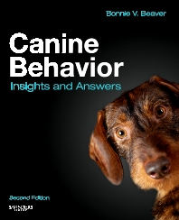 Cover image for Canine Behavior - E-Book