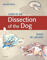 Cover image for Guide to the Dissection of the Dog - Elsevier eBook on VitalSource
