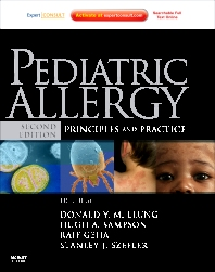 Pediatric Allergy: Principles and Practice - 2nd Edition - ISBN: 9781437702712, 9781437737783