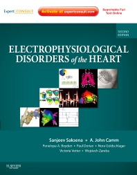 Electrophysiological Disorders of the Heart - 2nd Edition - ISBN: 9781437702859, 9781437709711