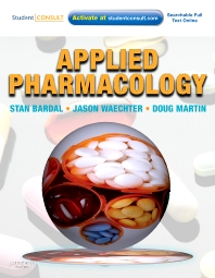 Cover image for Applied Pharmacology