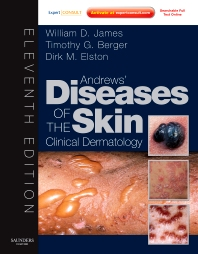 Cover image for Andrews' Diseases of the Skin