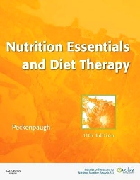 Nutrition Essentials and Diet Therapy, 11th Edition,Nancy Peckenpaugh,ISBN9781437703184