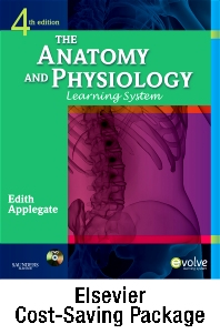 Cover image for The Anatomy and Physiology Learning System - Text and Study Guide Package