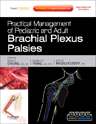 Cover image for Practical Management of Pediatric and Adult Brachial Plexus Palsies