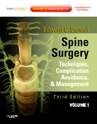 Spine Surgery, 2-Volume Set