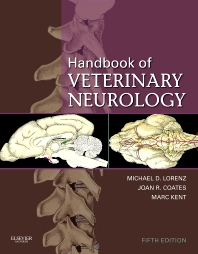 Handbook of Veterinary Neurology - 5th Edition - ISBN: 9781437706512, 9781455736607