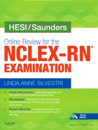 HESI/Saunders Online Review for the NCLEX-RN Examination (2 Year) (Access Card) - 1st Edition - ISBN: 9780323226462