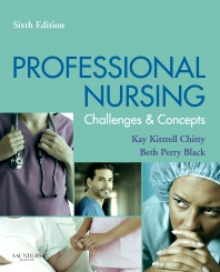 Professional Nursing - 6th Edition - ISBN: 9781437707199, 9781437707175