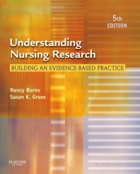 Cover image for Understanding Nursing Research
