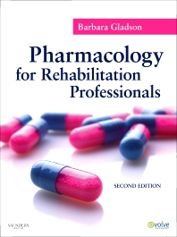 Cover image for Pharmacology for Rehabilitation Professionals