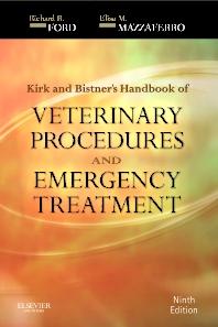 Cover image for Kirk & Bistner's Handbook of Veterinary Procedures and Emergency Treatment