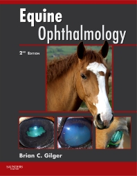 Cover image for Equine Ophthalmology