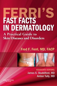 Cover image for Ferri's Fast Facts in Dermatology