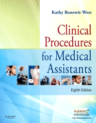 Clinical Procedures for Medical Assistants - 8th Edition - ISBN: 9781455736812